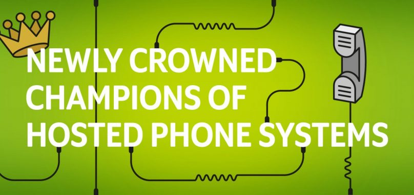 Award Winning IP Phone Systems