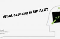 What Is SIP ALG?