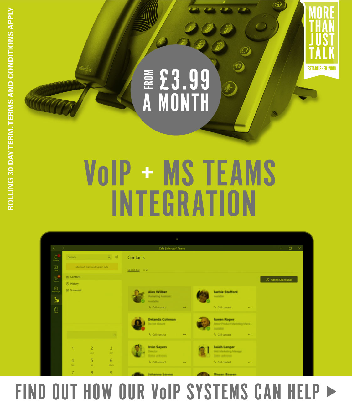 VoIP and Microsoft Teams